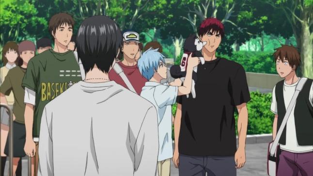 Oh, how I miss kuroko's antics so much